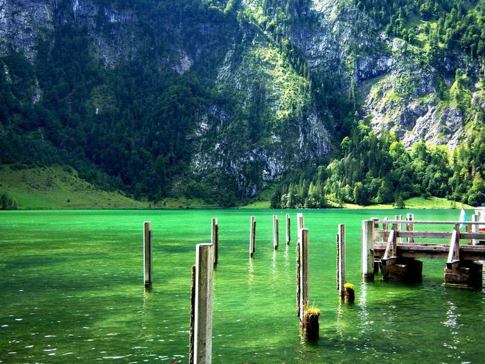 Озеро Кёнигсзе - Bayern. 33985