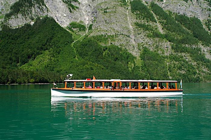 Озеро Кёнигсзе - Bayern. 86728