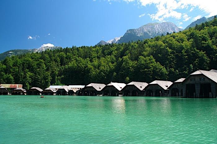 Озеро Кёнигсзе - Bayern. 91536