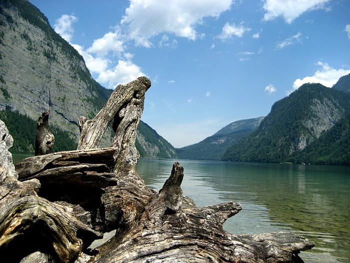 Озеро Кёнигсзе - Bayern. 61977
