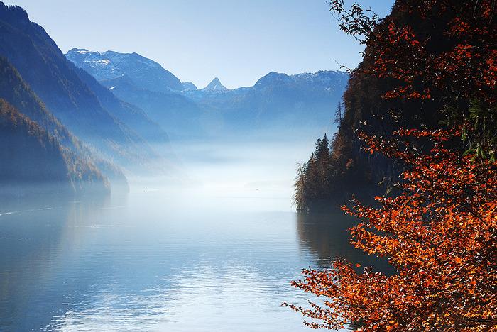 Озеро Кёнигсзе - Bayern. 82512