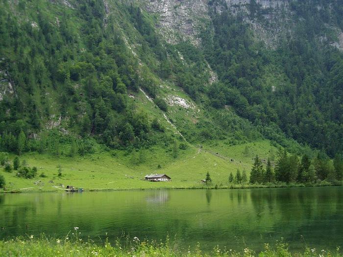 Озеро Кёнигсзе - Bayern. 85419