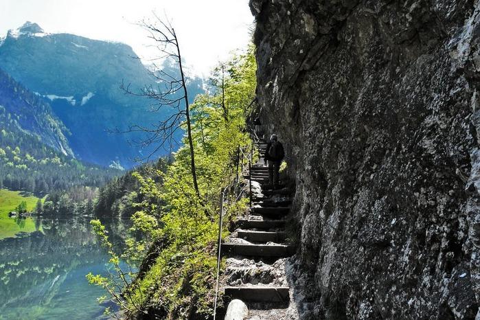 Озеро Кёнигсзе - Bayern. 60444
