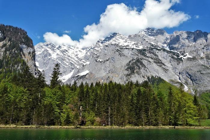 Озеро Кёнигсзе - Bayern. 38246