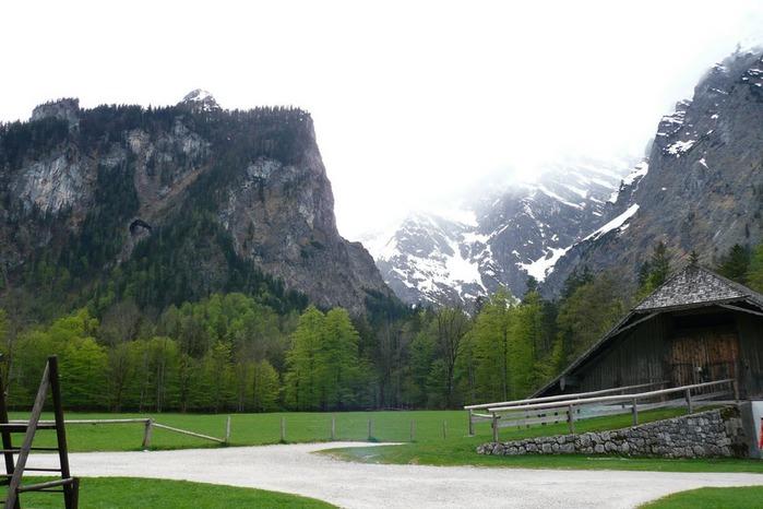 Озеро Кёнигсзе - Bayern. 41479