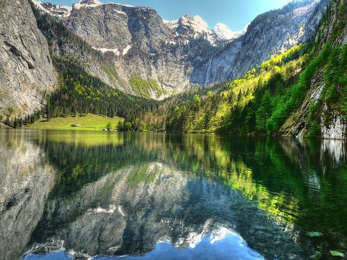 Озеро Кёнигсзе - Bayern. 47967
