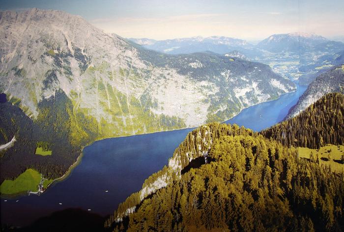 Озеро Кёнигсзе - Bayern. 98761