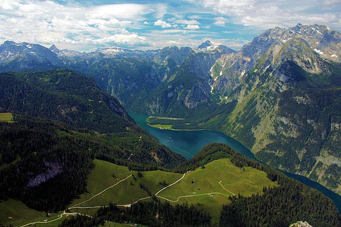 Озеро Кёнигсзе - Bayern. 92350