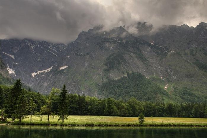 Озеро Кёнигсзе - Bayern. 52794