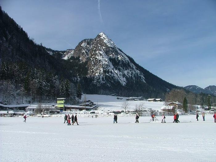 Озеро Кёнигсзе - Bayern. 76412