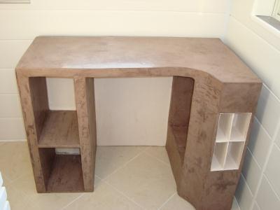 Мебель из картона. Часть 2.