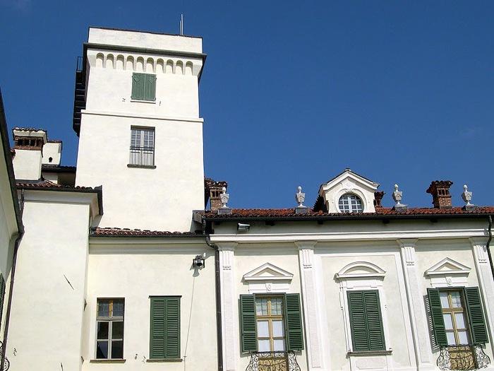 Замок г. Мазино - Castello di Masino, Italia 29152
