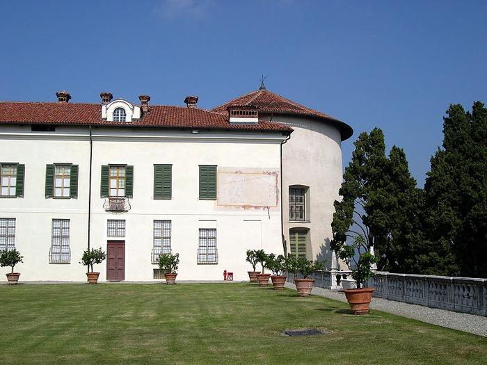 Замок г. Мазино - Castello di Masino, Italia 85099