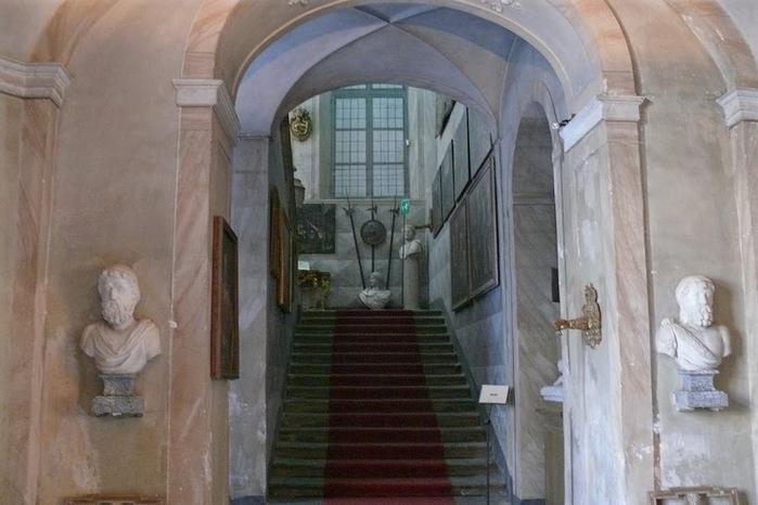 Замок г. Мазино - Castello di Masino, Italia 94814