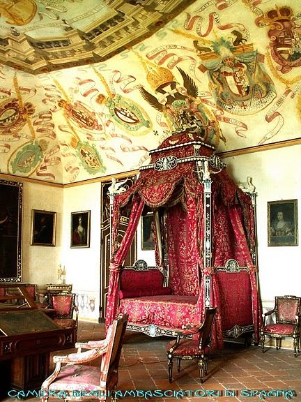 Замок г. Мазино - Castello di Masino, Italia 11816