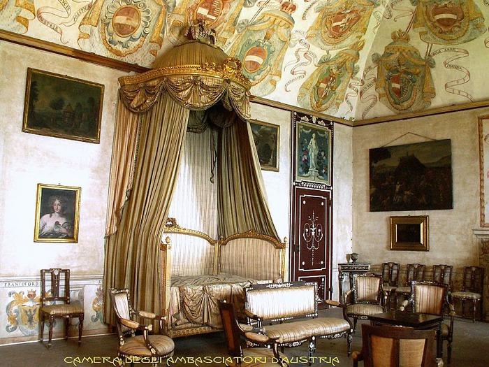 Замок г. Мазино - Castello di Masino, Italia 29656
