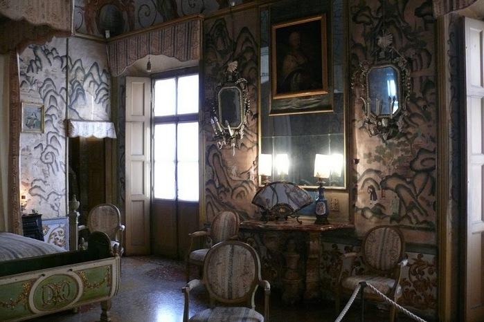 Замок г. Мазино - Castello di Masino, Italia 26765