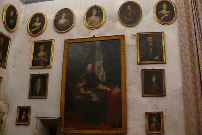 Замок г. Мазино - Castello di Masino, Italia 76685