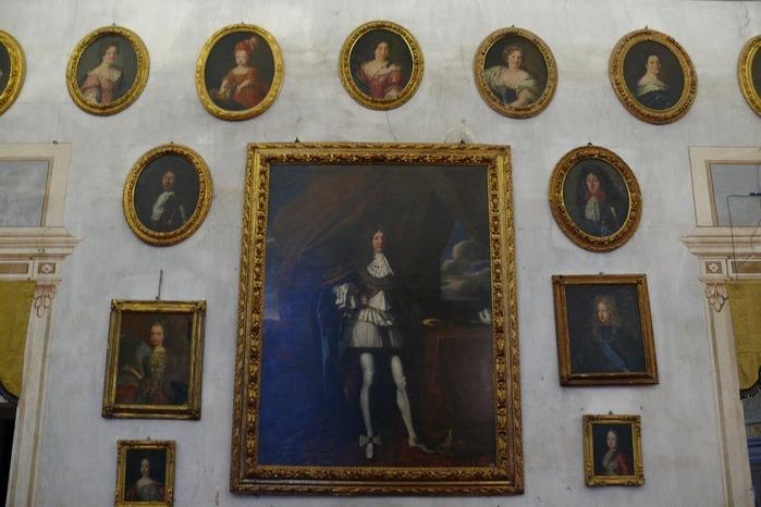 Замок г. Мазино - Castello di Masino, Italia 85124