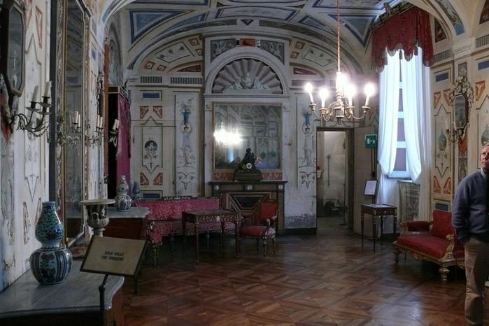 Замок г. Мазино - Castello di Masino, Italia 26636