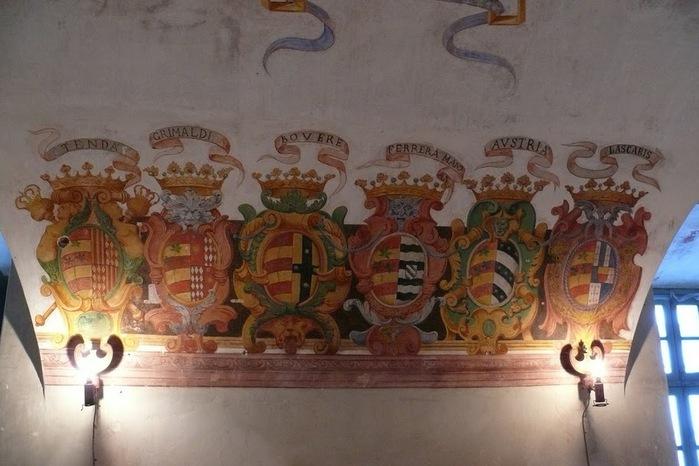 Замок г. Мазино - Castello di Masino, Italia 12367