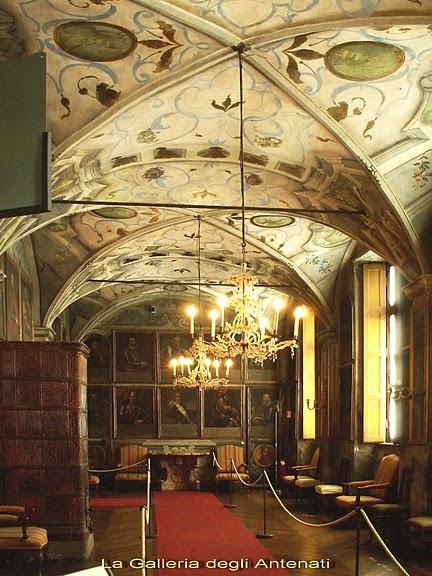 Замок г. Мазино - Castello di Masino, Italia 11229