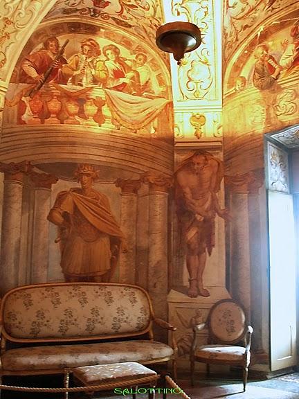 Замок г. Мазино - Castello di Masino, Italia 74605