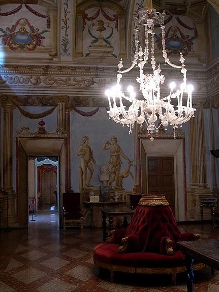 Замок г. Мазино - Castello di Masino, Italia 79003