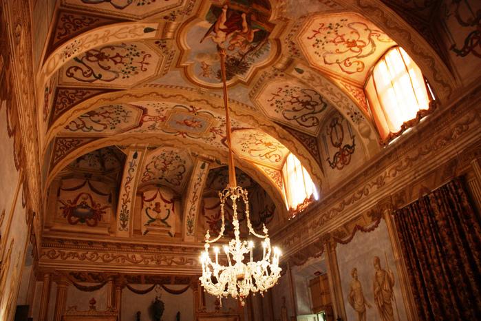 Замок г. Мазино - Castello di Masino, Italia 26408