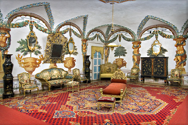 Замок г. Мазино - Castello di Masino, Italia 89458