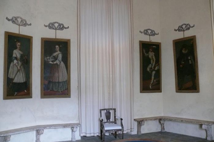 Замок г. Мазино - Castello di Masino, Italia 37732