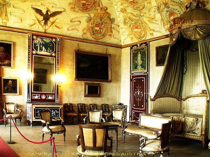 Замок г. Мазино - Castello di Masino, Italia 84899
