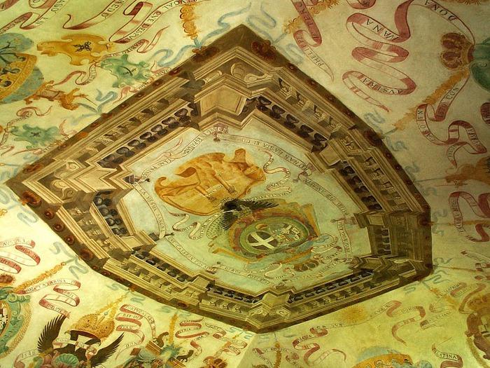 Замок г. Мазино - Castello di Masino, Italia 21567