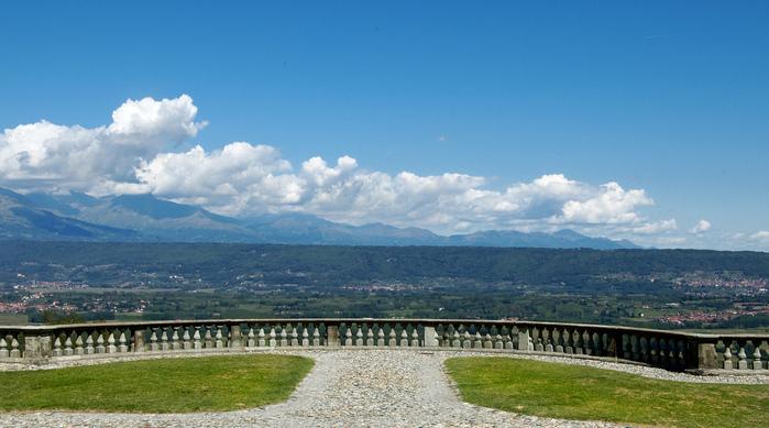 Замок г. Мазино - Castello di Masino, Italia 38518