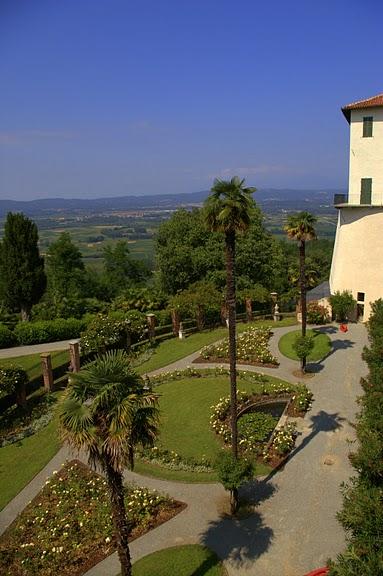 Замок г. Мазино - Castello di Masino, Italia 56227
