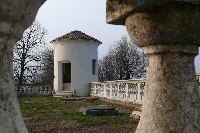 Замок г. Мазино - Castello di Masino, Italia 91208