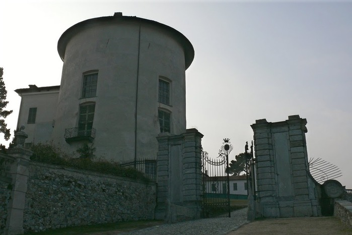 Замок г. Мазино - Castello di Masino, Italia 49241