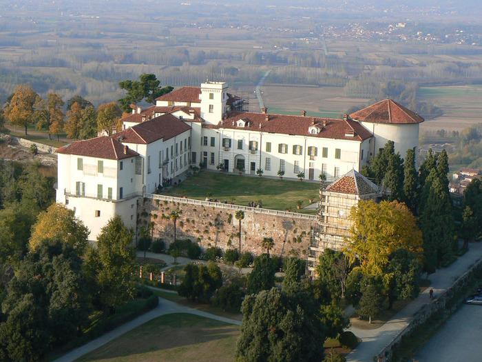 Замок г. Мазино - Castello di Masino, Italia 19884