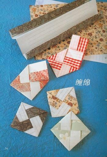 Как сделать своими руками маленькие конвертики из