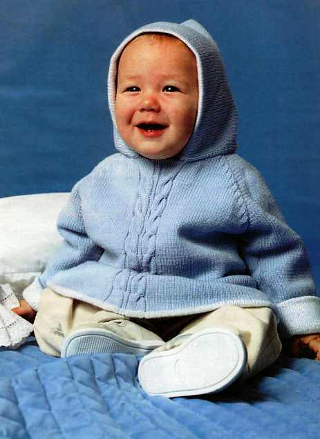 Ваш отзыв.  12 Март 2010. спицами. свитера, кофты.  Метки. пончо.  Вязание для детей.