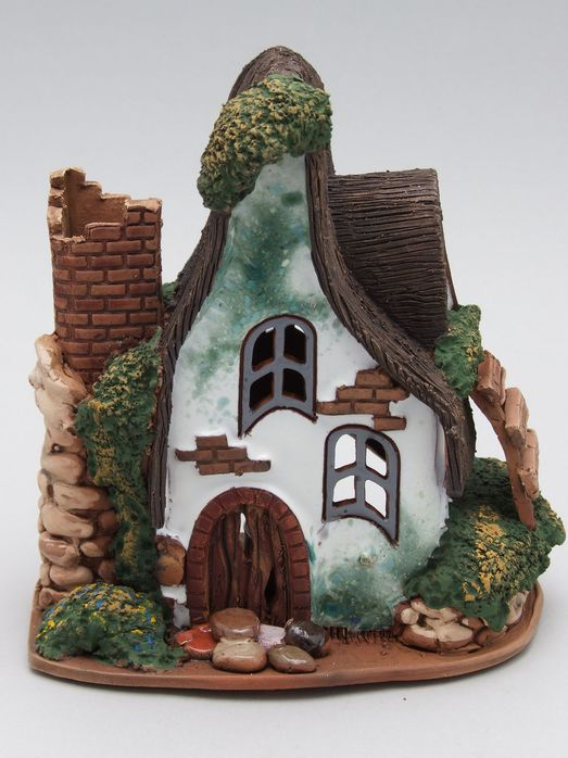 Сказочные домики мастер класс