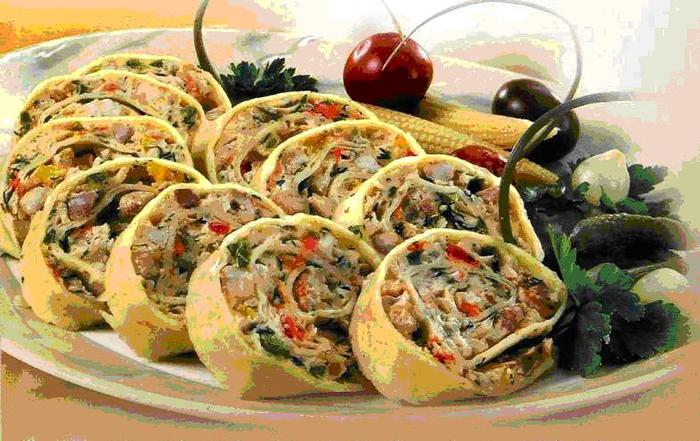 Простые блюда французской кухни с фото