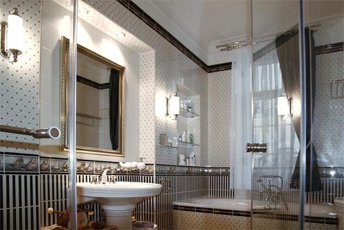 Какие отделочные материалы подойдут для стен ванной?