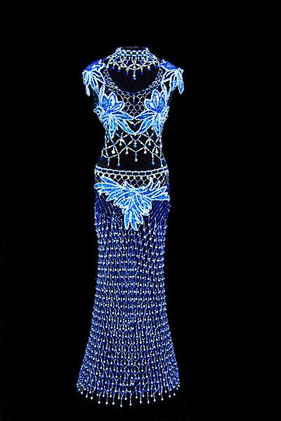 """Шикарные платья из бисера.  """"платья из бисераплатья из бисера."""
