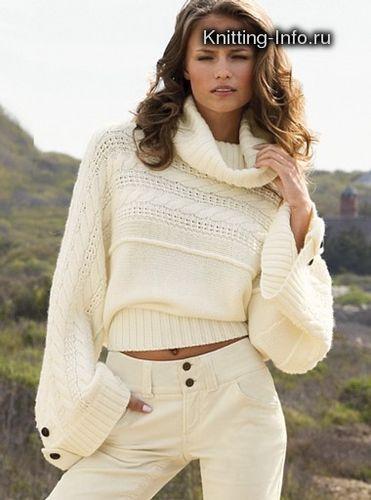 норвежский свитер узоры