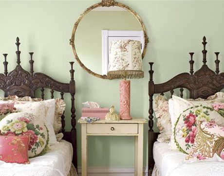 интерьер декор коттеджа винтаж старинный гламур.