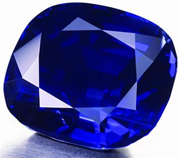 Самый синий камень сапфир самое