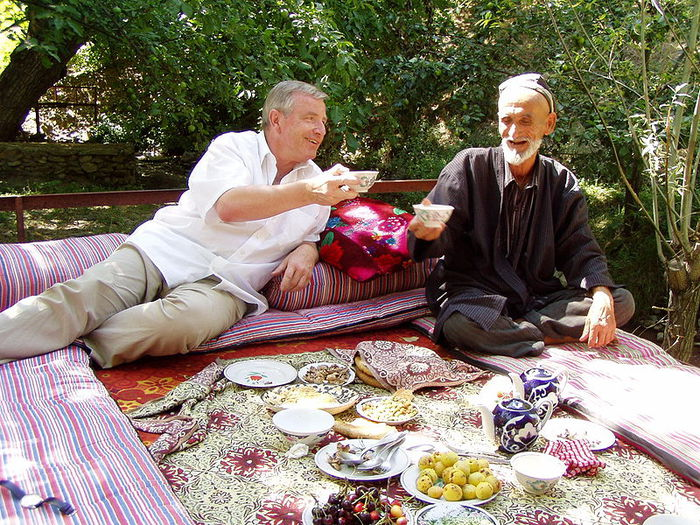 Чай у мусульман