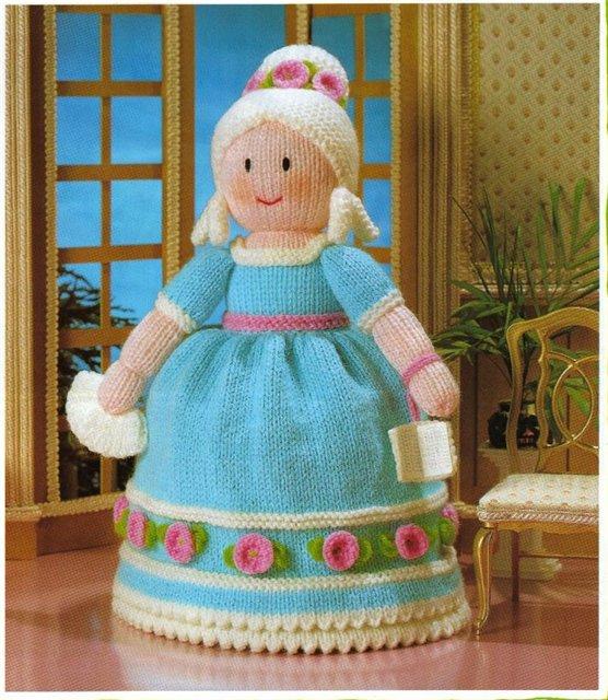 Кукла своими руками с описанием