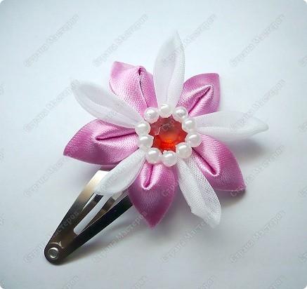 Суббота, 09 Октября 2010 г. 00:42. декор. цветы из ткани. канзаши.  Это цитата сообщения.